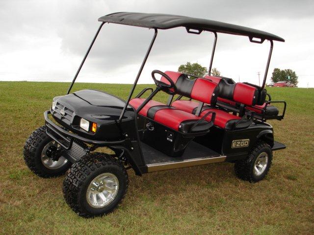 tn golf cars 2011 ezgo st express 6 passenger golf cart. Black Bedroom Furniture Sets. Home Design Ideas