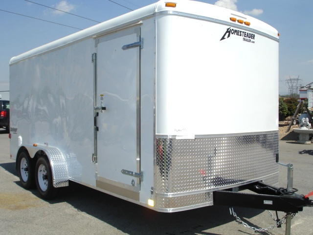 Challanger Enclosed Cargo Trailer 865-984-4003 Cargo Trailers