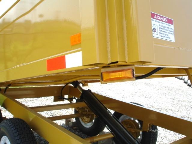 6 X 10  Homesteader Dump Trailer Call 865-984-4003 Cargo Trailers