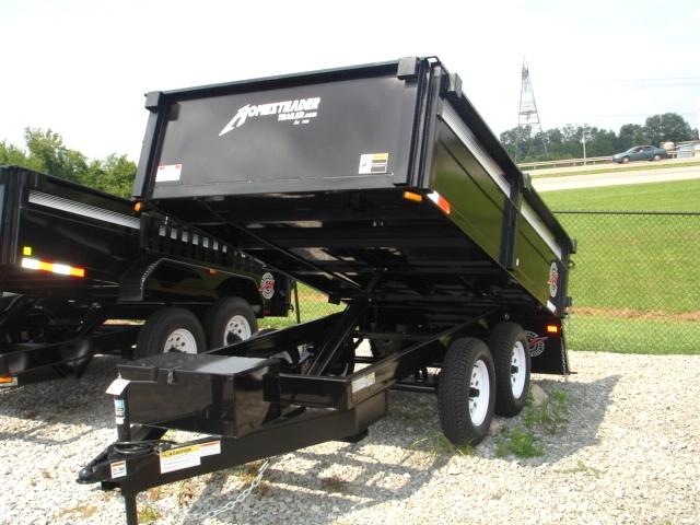 6X10 LB Homesteader Dump Trailer Cargo Trailers