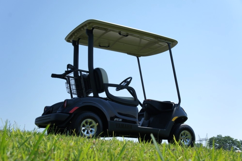 Yamaha Drive PTV Golf Car   Fuel Injection  TN Golf Cars