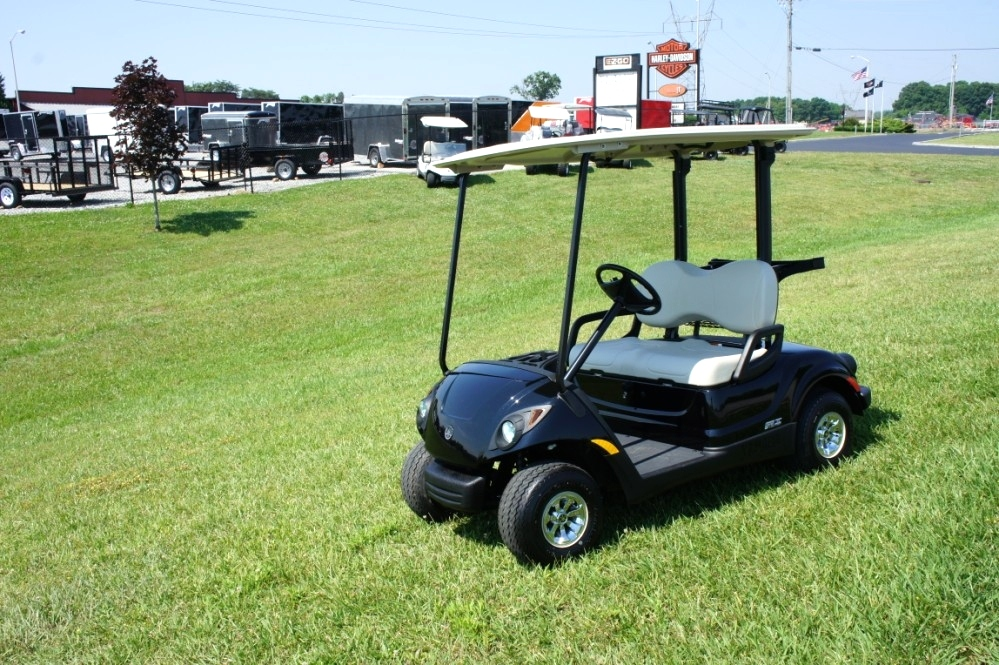 Yamaha Drive PTV Golf Car   Fuel Injection  TN Golf Cars