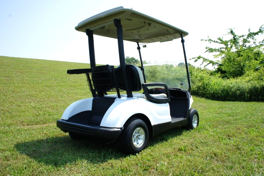2011 Yamaha Pre -Owned 48 Volt Electric Golf Cart Excellent Condition TN Golf Cars