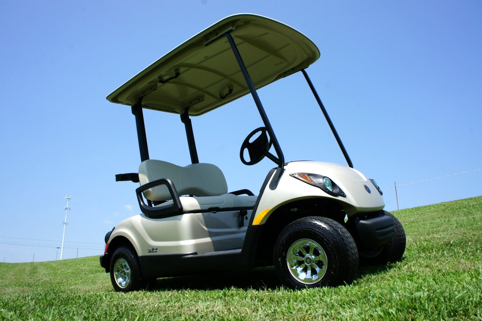 Yamaha Gas EFI Drive Golf Car  PTV   TN Golf Cars