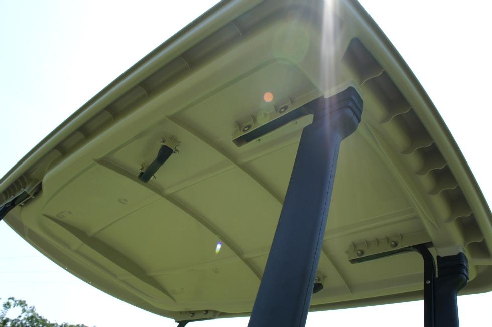 Yamaha Gas EFI Drive Golf Car  PTV   TN Golf Cars