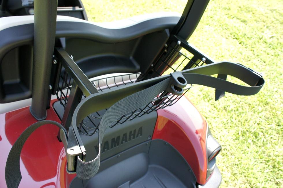 Yamaha Gas EFI Drive Golf Car  PTV  Custom Wheel Pkg TN Golf Cars