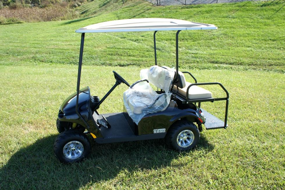 EZGO Valor Golf Cart  TN Golf Cars