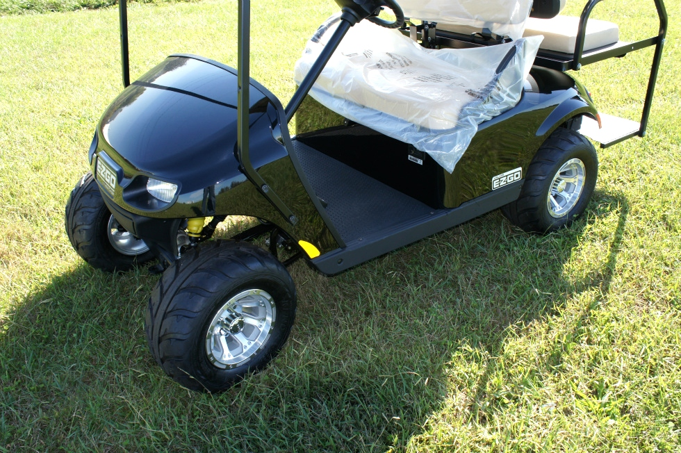 EZGO Valor Golf Cart  TN Golf Cars
