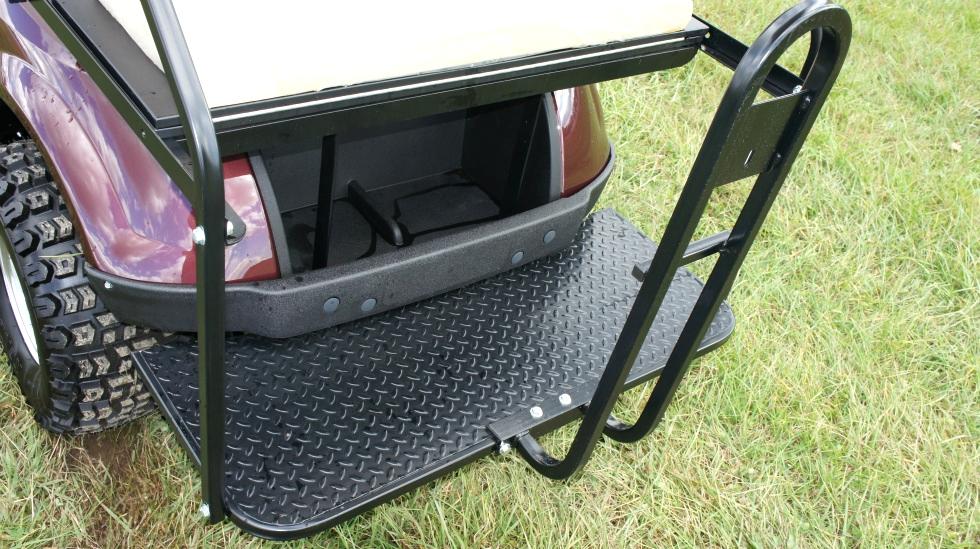 EZGO Express S4 Gas Golf Cart TN Golf Cars