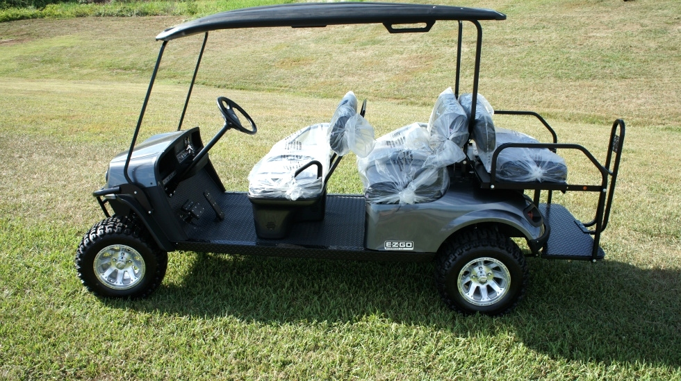 EZGO Express 6 Passenger Golf Cart L6  TN Golf Cars