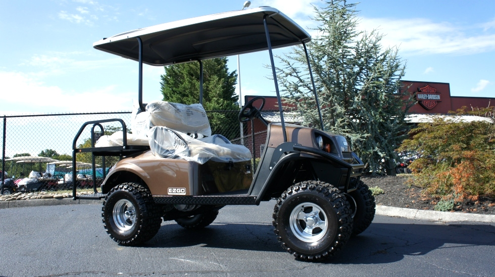 EZGO Express  S4 New 2 Year Warranty  TN Golf Cars