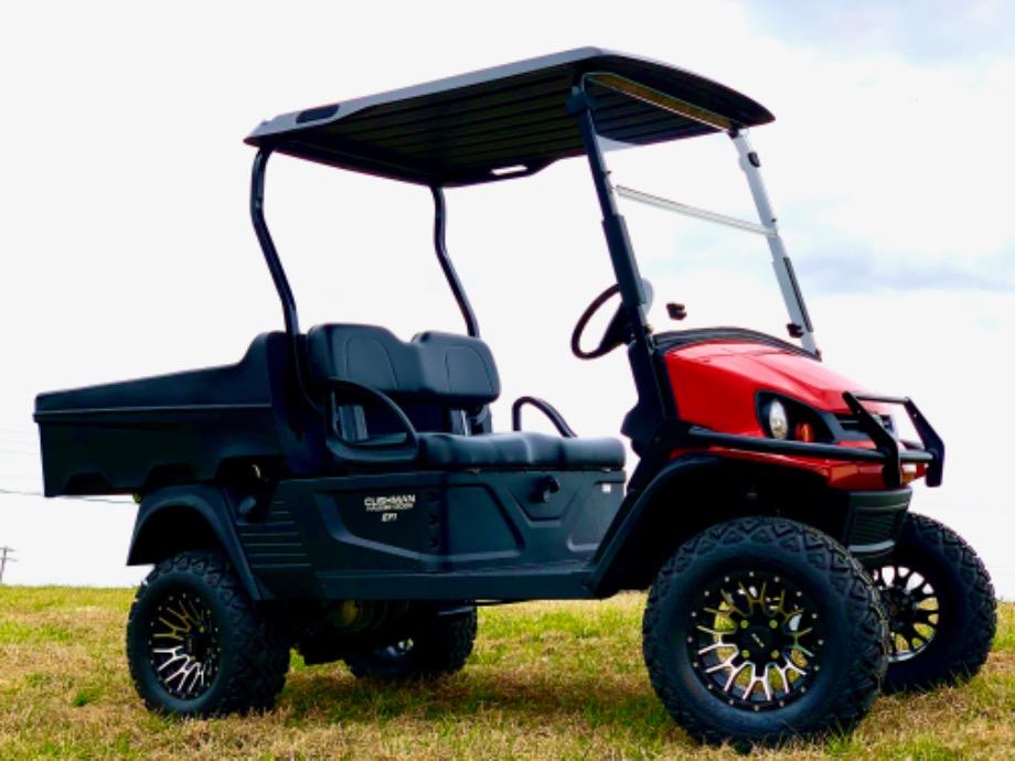 2020 Cushman 1200 Hauler Call for the Best Price TN Golf Cars